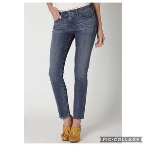 Anthropologie Pilcro Stet Slim Ankle Jean